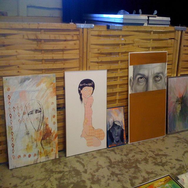 Den censurerede Næstved udstilling 2009