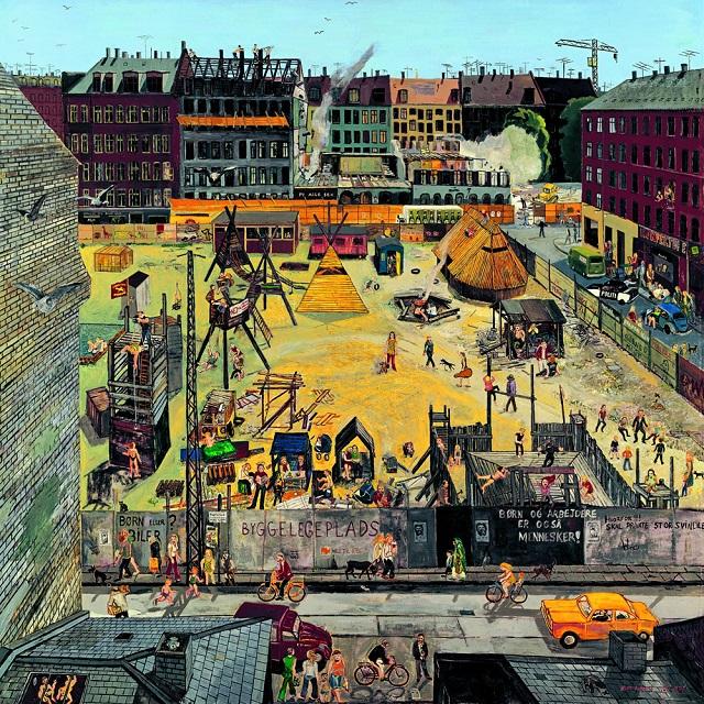 Erik Hagens - Velfærdshverdag – i billeder fra 60'erne til nu