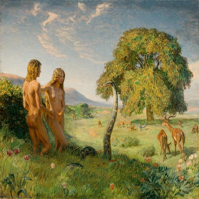 Naturen som fortælling – Landskaber fra Skovgaard Museets samling