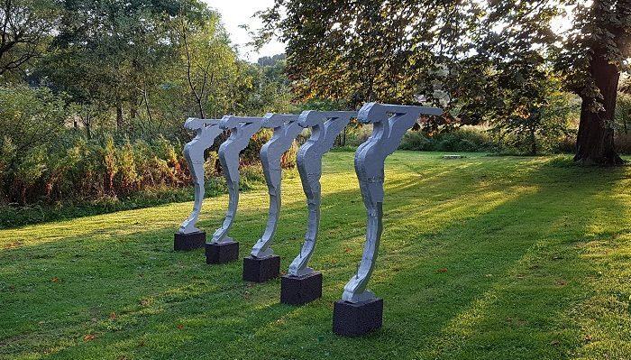 Kunst i parken