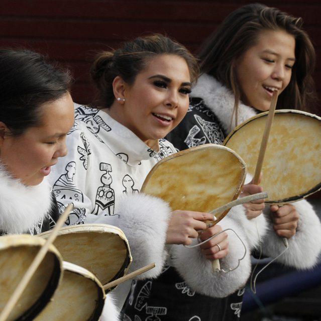 Sang og musik fra Grønland - gratis arrangement