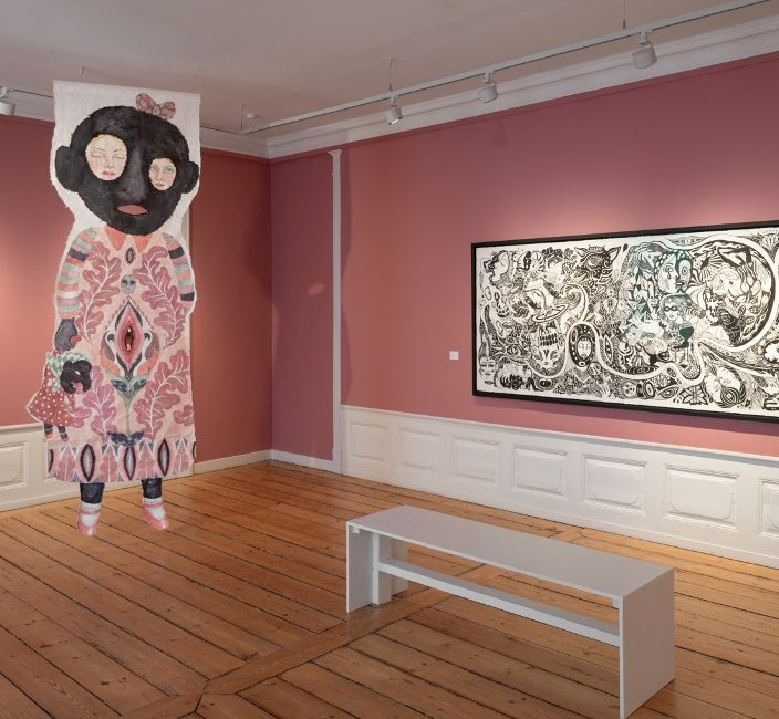Omvisning i udstillingen Fantasmer