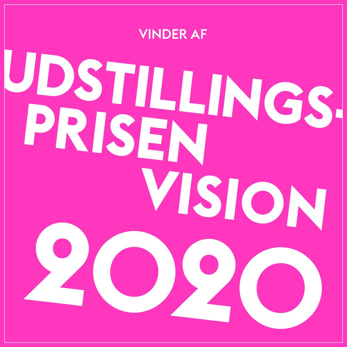 Kunsthal Rønnebæksholm vinder Udstillingsprisen Vision 2020